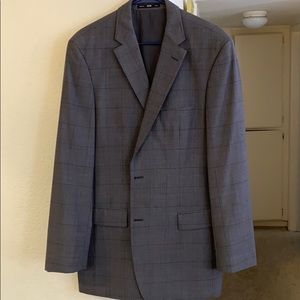Boss suit jacket